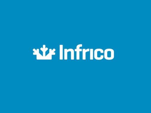 Catálogos de producto para Infrico