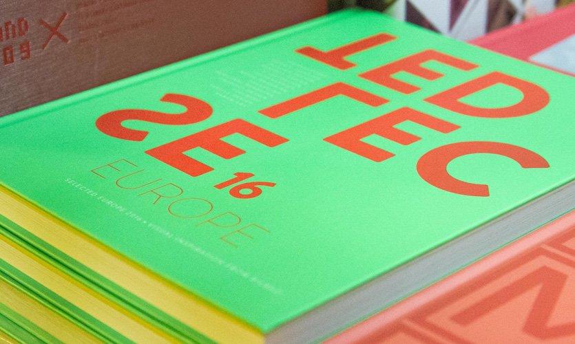 Libro Selected 2016