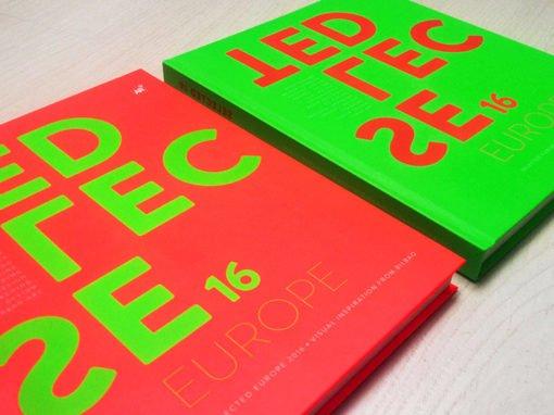 El libro de Selected 2016