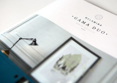Catálogo Gama Duo de Finsa