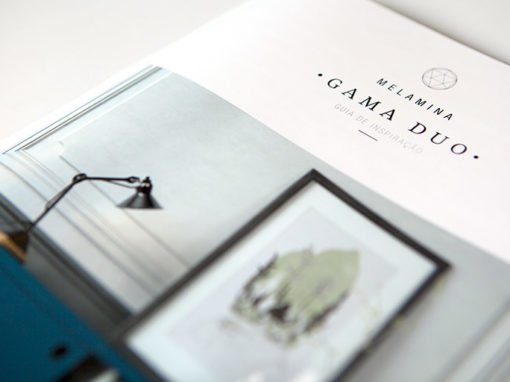 Diseño e impresión del catálogo Gama Duo