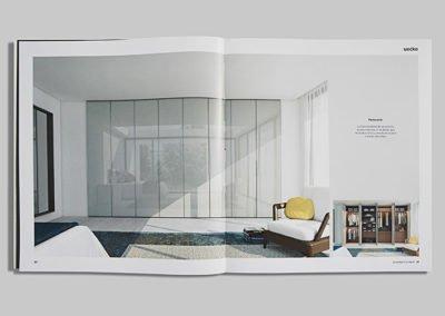 Interior del catálogo Uecko