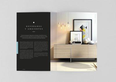 Catálogo interior Finsa