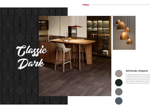 Finsa: diseño e impresión del nuevo catálogo FINfloor.