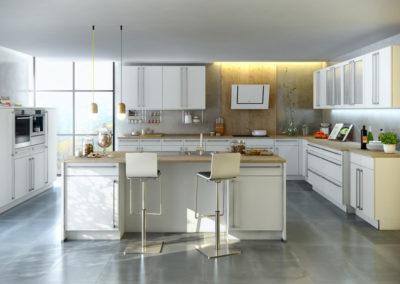 Renderizado Cocinas Nolte Küchen